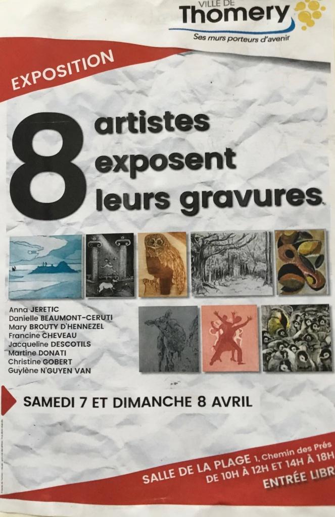 expo artiste