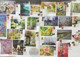 l'Art de l'aquarelle page 2-3