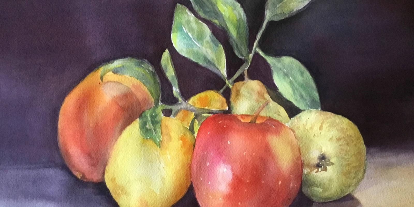 Fruits 40x50